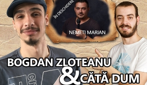 Stand Up Comedy @ Noblesse Irish Pub, Buzău - 3 februarie 2018
